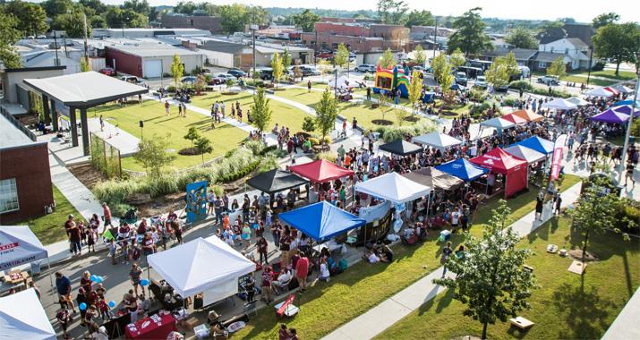 Jenks Public Schools Foundation Hometown Huddle 2017