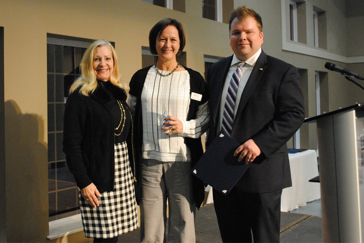 Jenks Public Schools Foundation Community Impact Award