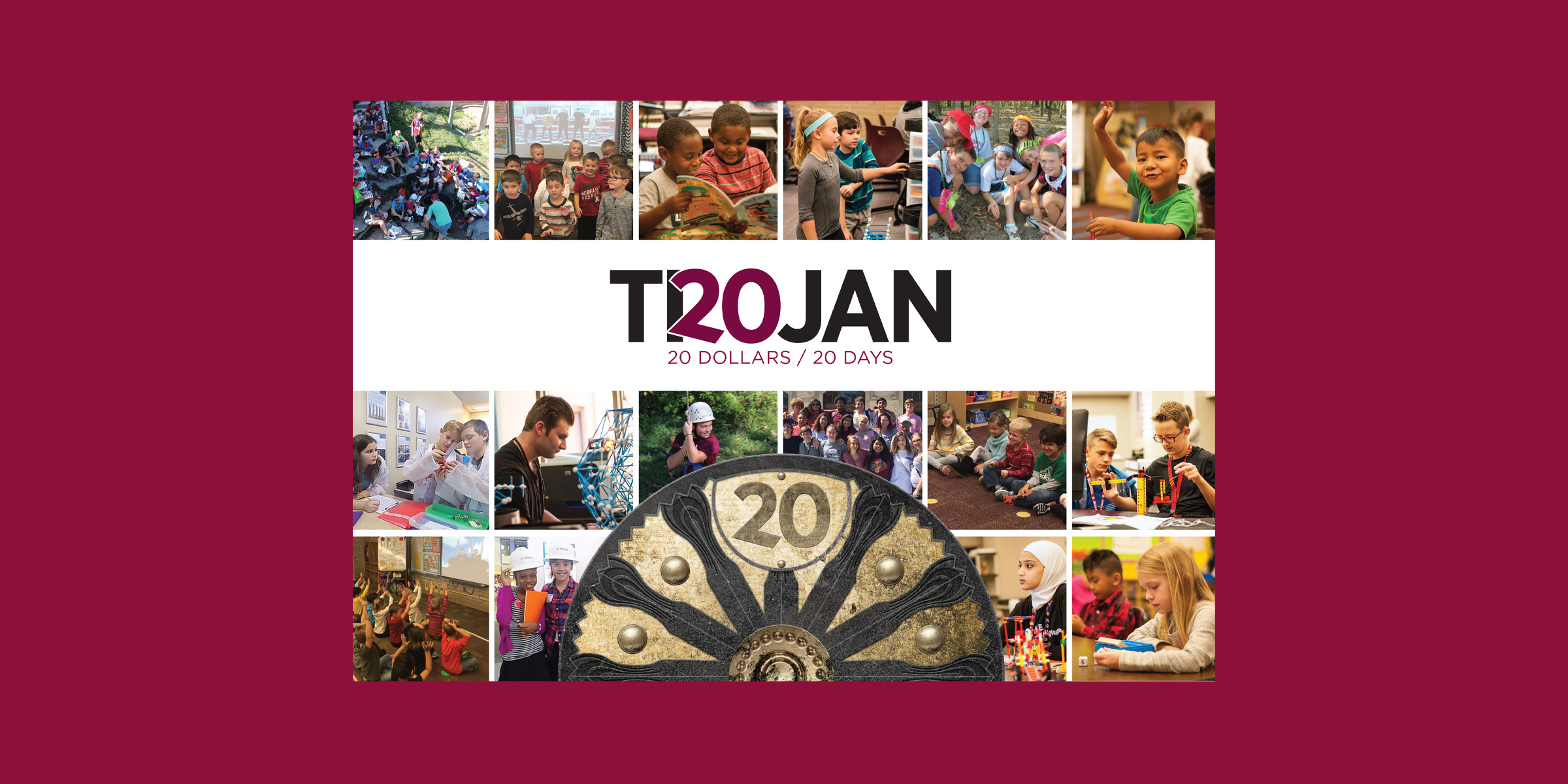 Trojan 20 Jenks Public Schools Foundation