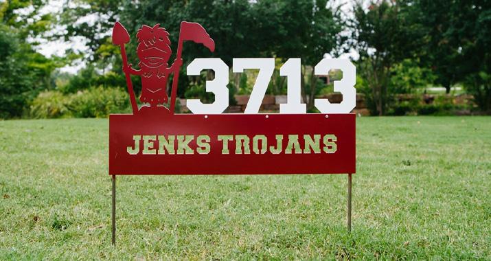 Jenks Public Schools Foundation Garden Deva Fundraiser