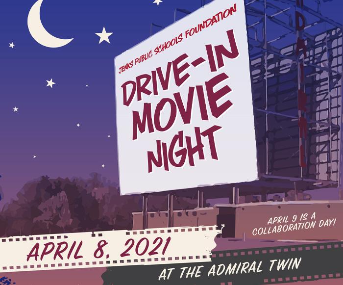 Jenks Drive-in Movie Night